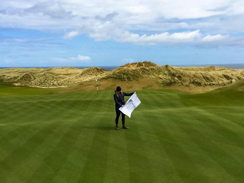 Christine Fraser: Golf Course Architect - Travel Tips